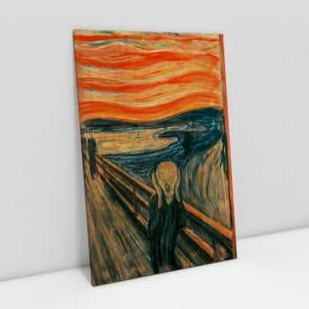 Quadro O Grito (The Scream) - Edvard Munch