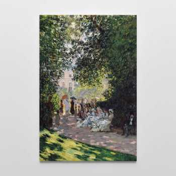 Quadro The Parc Monceau - Claude Monet